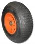 Roda completa /c pneu largo - 17x7, 5 - 8
